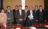 Az AER főtitkára, valamint a megyei elnökök találkoztak Budapesten