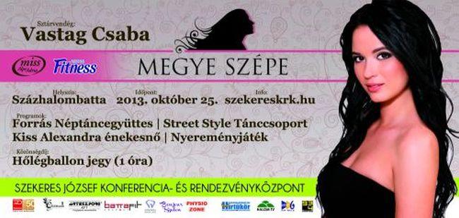 Miss Alpok Adria, Pest megye szépe, szépségverseny