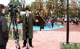 Új szabadidőpark az Égerfa utcában