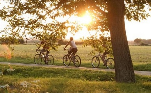Kiemelt beruházás lett az Eurovelo 6 kerékpárútvonalak fejlesztése