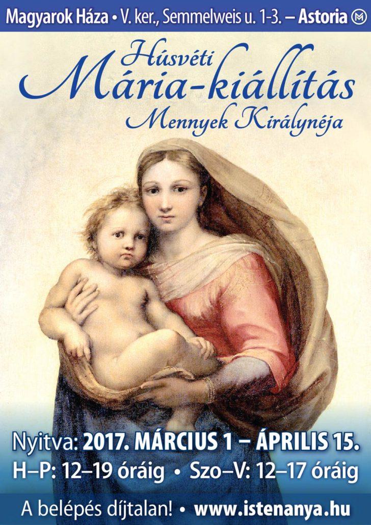 Húsvéti Mária Kiállítás