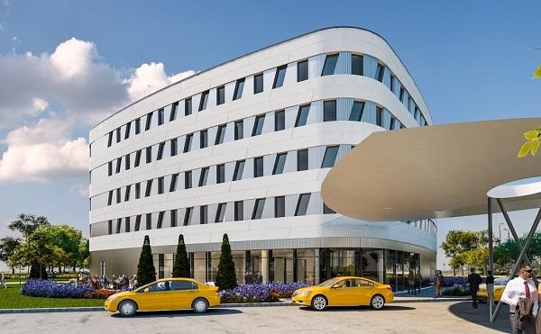 Még ebben az évben megnyílik a repülőtéri szálloda a Budapest Liszt Ferenc Nemzetközi Repülőtéren