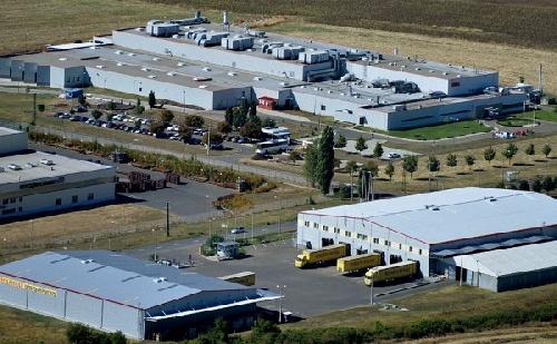 11 ipari park létesül/fejlődik a megyében