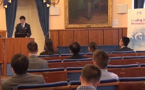A ZTE célja, hogy versenyképesebbé tegye Magyarországot