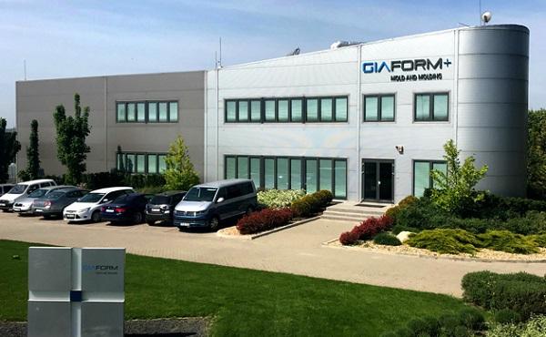 Az érdi GIA Form Kft. nyerte az Év Gyára 2017 díjat