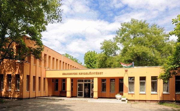 Egészséges Budapest Program: megújul a nagykátai rendelő