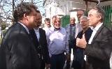 Német delegáció járt Budaörsön