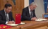 Újabb kínai tartománnyal született együttműködés