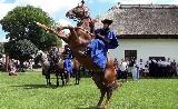 Betyárporták és játékos erőpróbák a Szentendrei Skanzenben