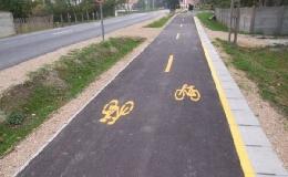 Kerékpárút fejlesztésre adható be kérelem