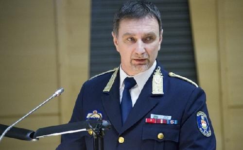 Nagy Lászlót nevezték ki Pest megyei rendőrfőkapitánynak