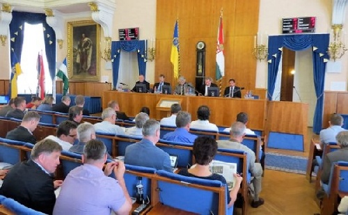Megalakult a Pest megyei közgyűlés