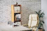 Az irodahelyiség legfontosabb bútorai az Expedo kínálatából