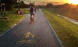 Nyár végére elkészül a Budapest és Szentendre közötti kerékpárút