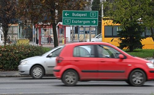 Hét kilométer utat újítanak fel Szentendrén
