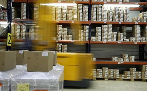 Nagytarcsán e-kereskedelmi logisztikai központ nyílt