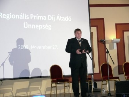 Regionális Príma Díjátadó