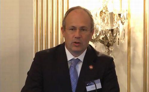 Szócska Miklós, államtitkár, mammográfia